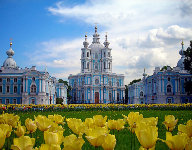 Information about Saint Petersburg - Palaces and museums of St ...